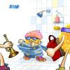 Caduronim snacks (Ossem): shower commercial