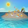 Caduronim snacks (Ossem): islands and whales commercial
