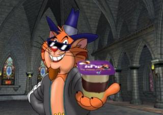 Carlo (Tnuva): Layered pudding commercial