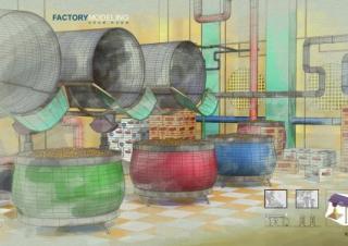 FactoryDrumRoom