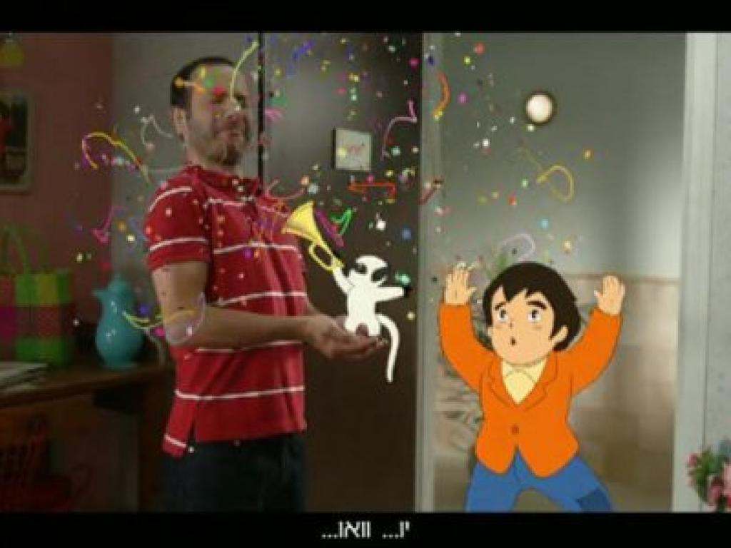 HOT – Marco surprise! commercial