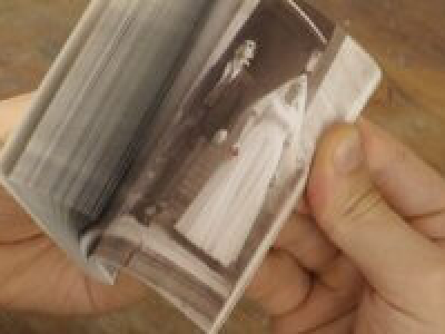 Flipbook: getting married