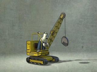 Toshiba TVs: Crane commercial