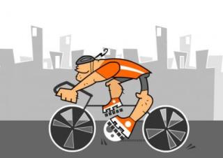 tv bike 1