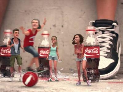 Coca Cola Mini TV Spot Breakdown