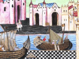 Acre – The Port & Trade