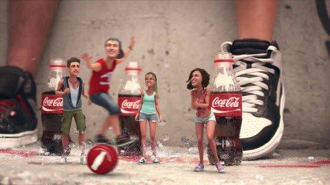 Coca Cola MiniMe Commercial 01